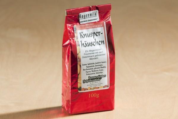 Knusperhäuschen Tee, 250g Tüte