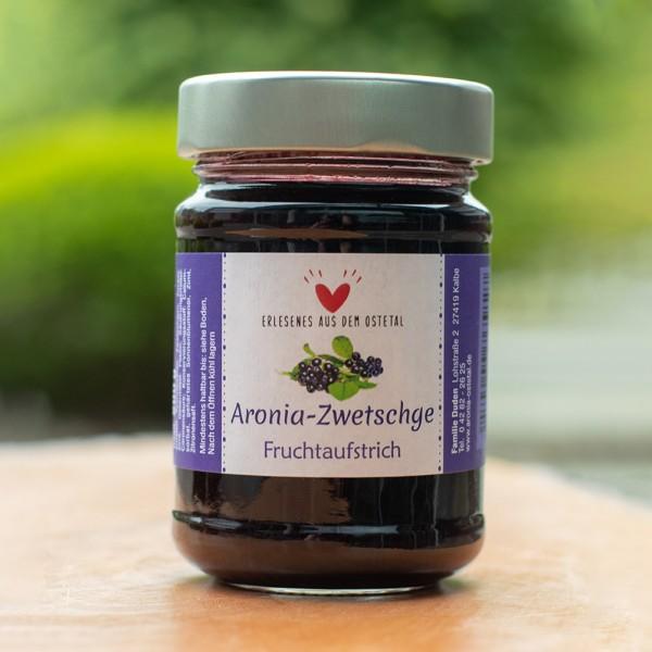 Fruchtaufstrich Aronia-Zwetschge