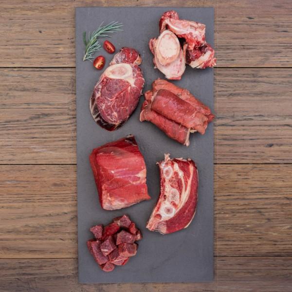 Rindfleisch-Paket, groß