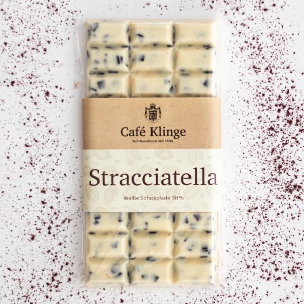 Weiße Stracciatella Kakaogehalt 38%