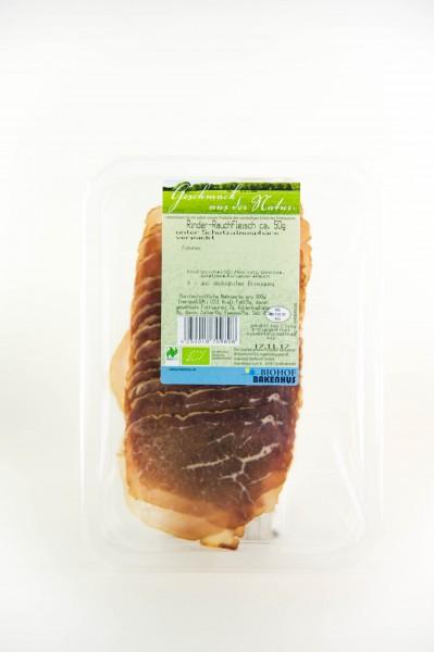 Bio Rinderrauchfleisch