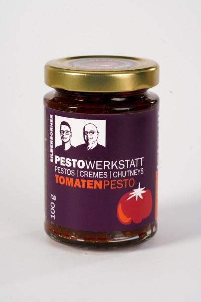 Tomatenpesto Silberborner Pestowerkstatt