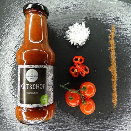 KÄTSCHOP Tomate