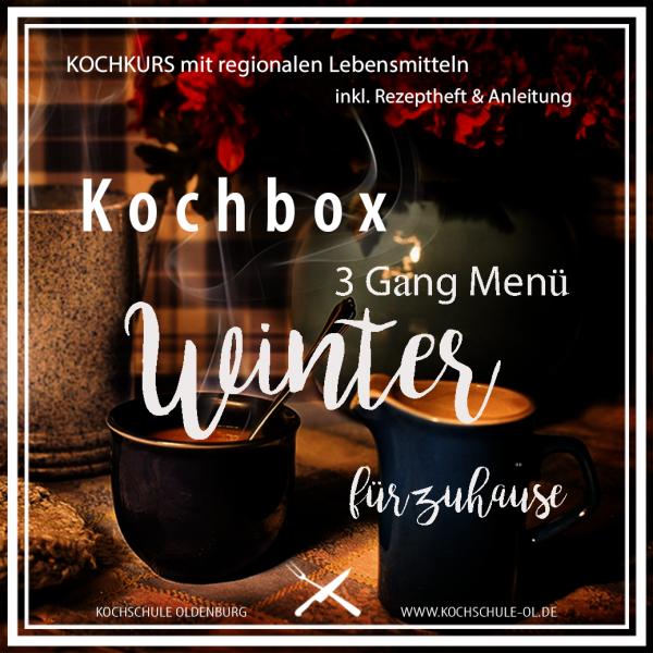 Kochbox im Winter