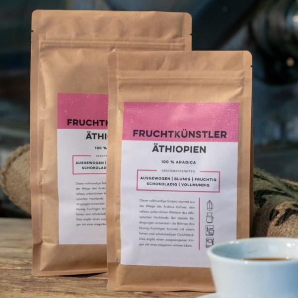 Kaffee Fruchtkünstler-Äthiopien