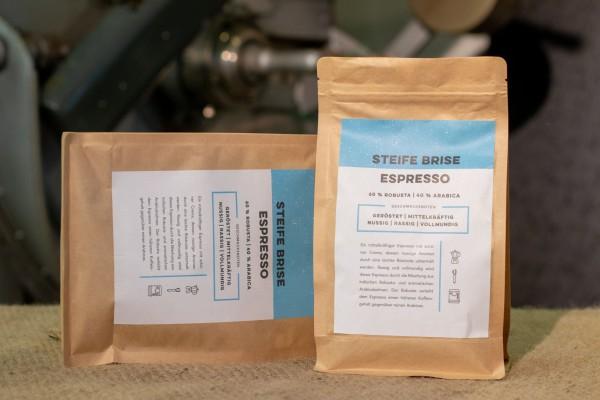 Espresso Steife Brise
