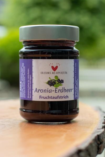 Fruchtaufstrich Aronia-Erdbeer 200g