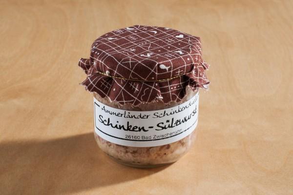 Schinken-Sülzwurst im 160g-Glas