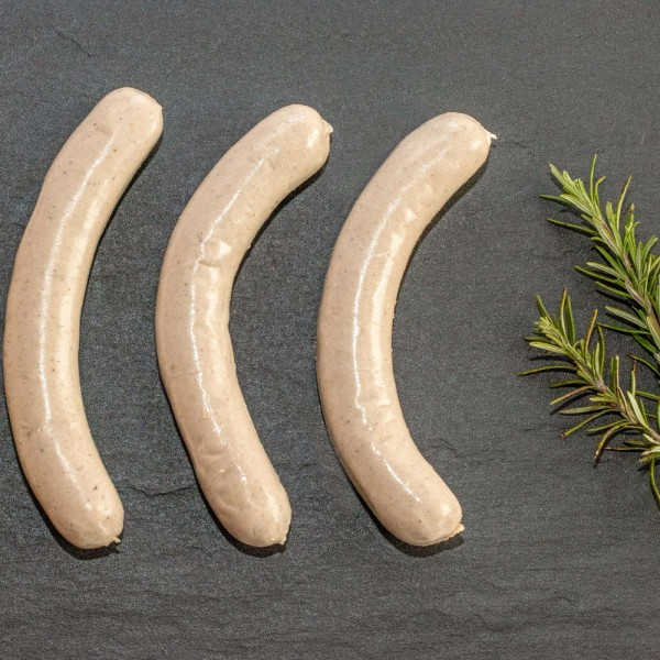 Feine Rinder-Bratwurst