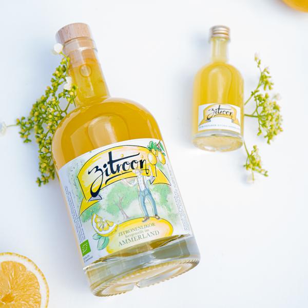 Zitroon - Zitronenlikör aus dem Ammerland