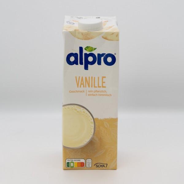 Sojadrink Vanille von ALPRO