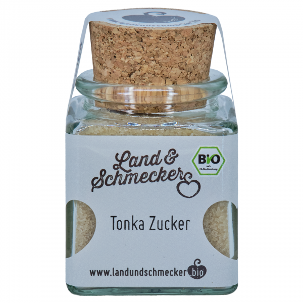 Bio Tonka Zucker