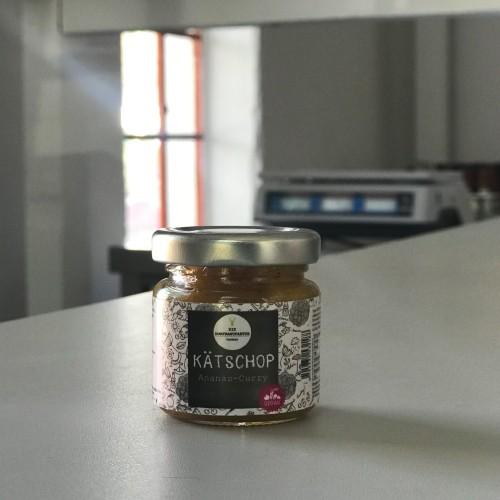 KÄTSCHOP Ananas - Curry