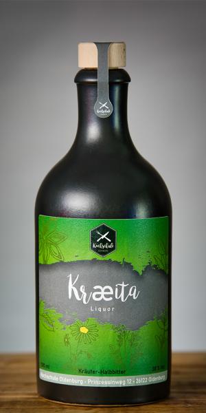 Kreita Liqueur (Kräuter Likör)