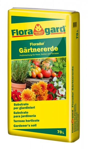 Gärtner-Erde – 70 Liter