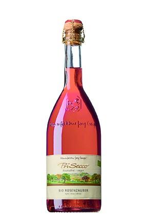 BIO Prisecco ROSE alkoholfrei
