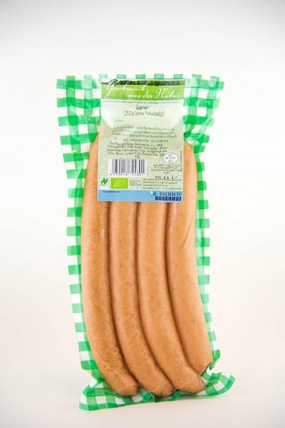 Bio Wiener Wurst