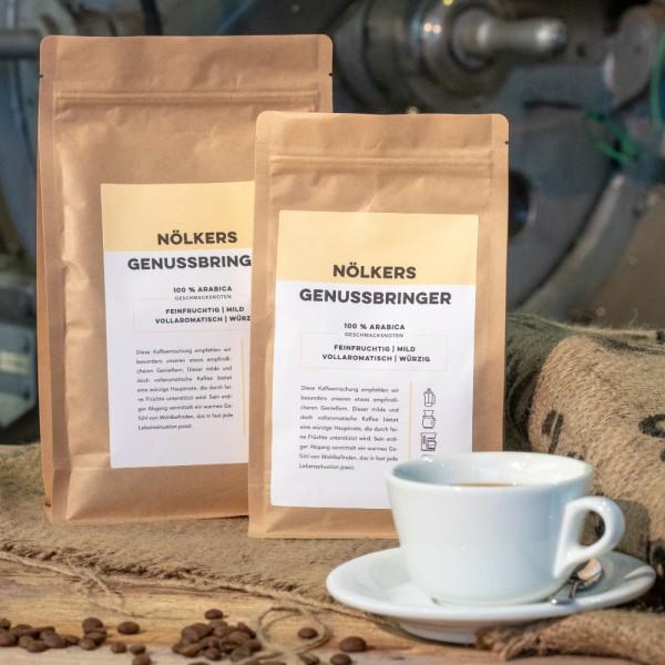 Kaffee Nölkers Genussbringer