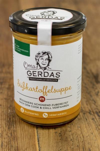 Gerdas Süßkartoffelsuppe