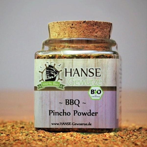 Gewürzmischung, BIO BBQ Pincho Powder