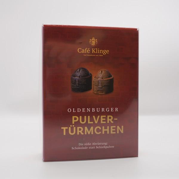 Oldenburger Pulvertürmchen - Schokolade