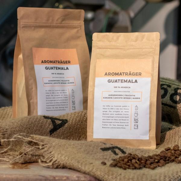 Kaffee Aromaträger-Guatemala