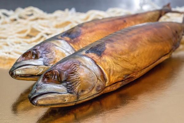 Makrele, geräuchert