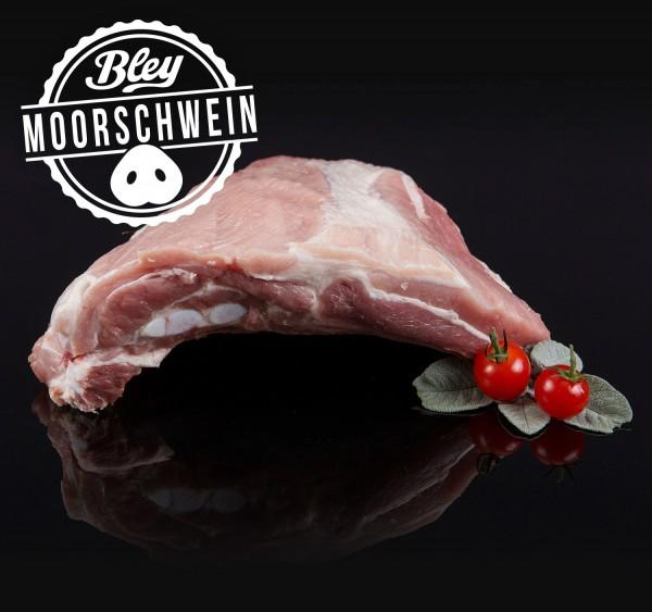 Moorschwein dicke Rippe