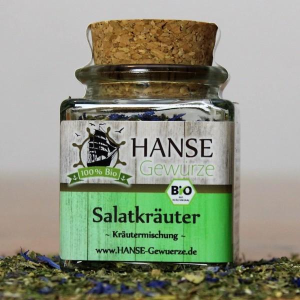 Kräutermischung, BIO Salatkräuter