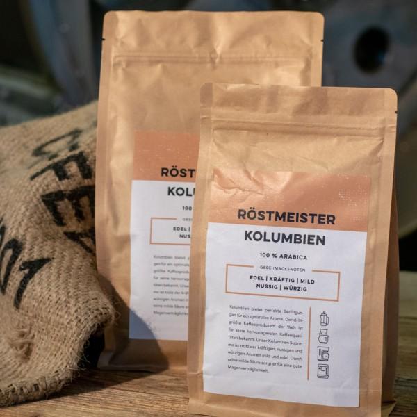 Kaffee Röstmeister-Kolumbien