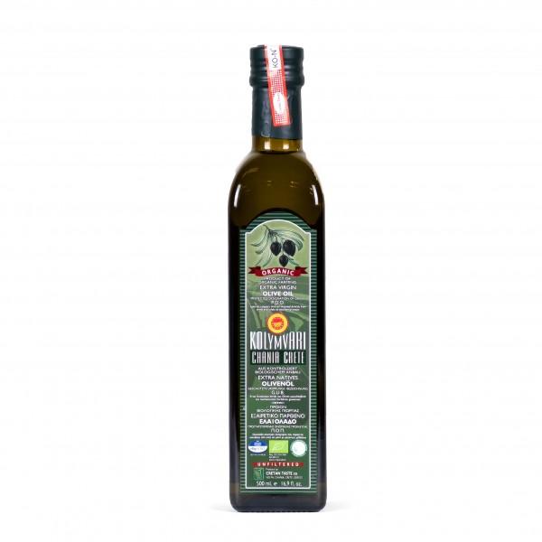 Kolymvari Bio-Olivenöl
