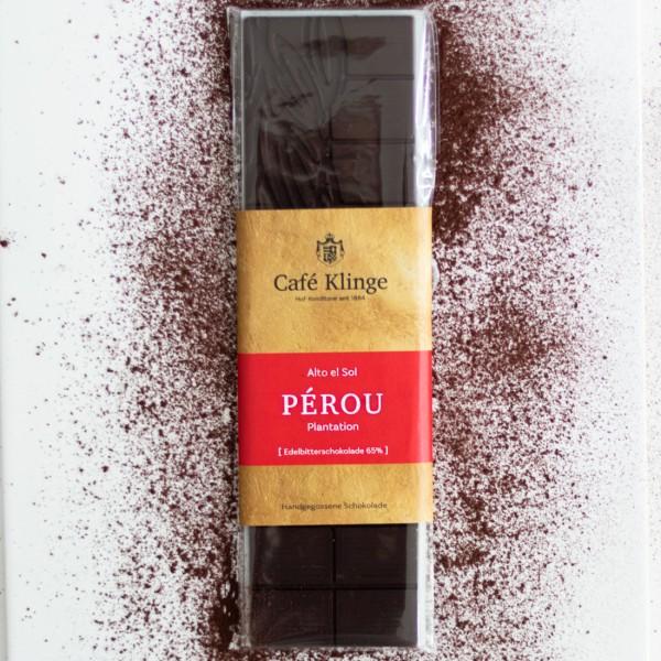Alto el Sol (Peru) Kakaogehalt 65%
