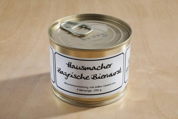 Hausmacher Bierwurst | 200g Dose
