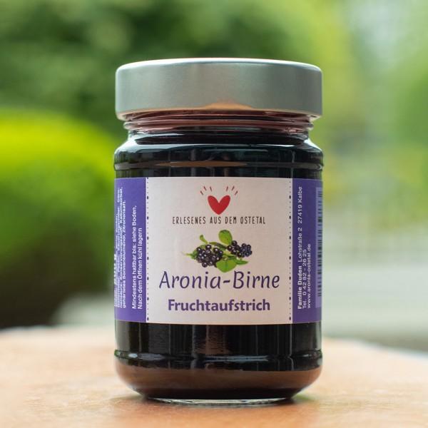Fruchtaufstrich Aronia-Birne